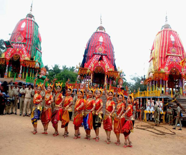 Jagannath puri rath yatra 2017