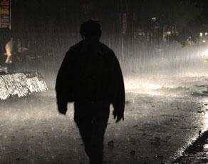 तस्वीरों में देखें-यूपी की राजधानी में दिन बना रात
