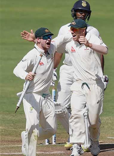 19 टेस्ट बाद विराट की कप्तानी में भारत की पहली हार