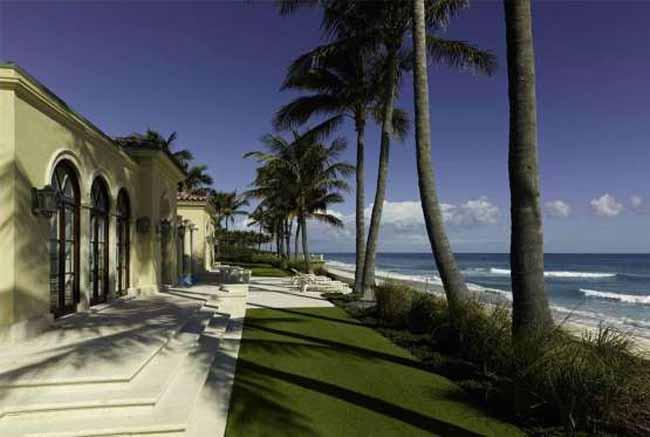 समुद्र किनारे जन्नत : बीच पर बने ये घर स्वर्ग से कम नहीं हैं
