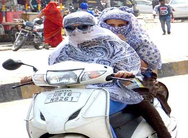 देखें तस्वीरें: हरियाणा में प्रचंड गर्मी, हिसार सहित चार शहरों में पारा 46 डिग्री पर