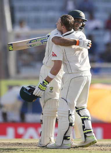 पहले दिन ऑस्ट्रेलिया ने मारी बाजी, दिखाया शानदार खेल का प्रदर्शन