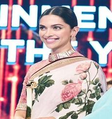 photos: दीपिका को वित्त मंत्री अरुण जेटली ने दिया entertainment leader of the year अवार्ड