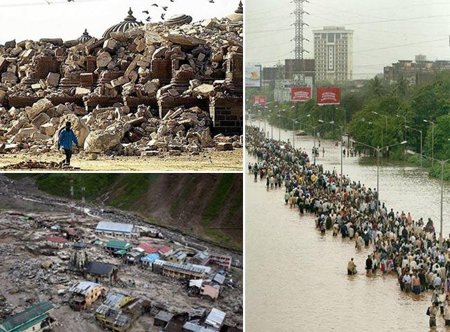 आजादी के 70 साल : देश ने झेली ये 10 बड़ी त्रासदियां, देखें तस्वीरें