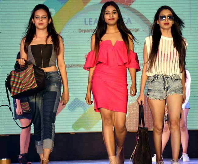 तस्वीरों में देखें-फैशन की दुनिया को बदलता निफ्ट का रैंप