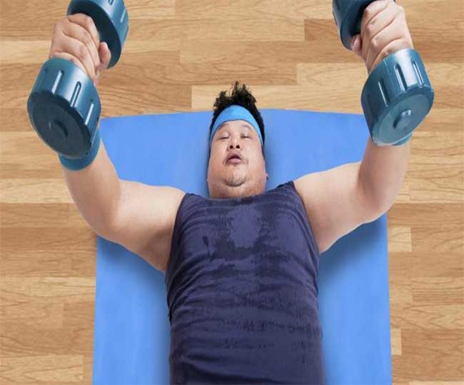 Fat People Exercises 25