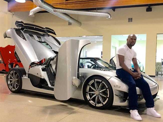 दुनिया का सबसे अमीर बॉक्सर, पर कार बेचकर खरीदेगा नाव, देखें तस्वीरें