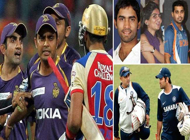 पत्नी से लेकर कप्तानी तक रही इन खिलाड़ियों की दोस्ती से 'दुश्मनी' की वजह