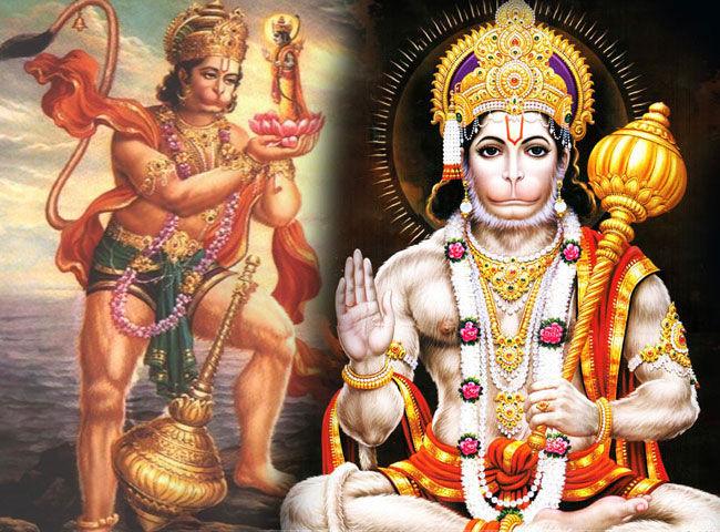 तस्वीरें: इन कारणों से भगवान हनुमान कहलाते हैं संकटमोचन !