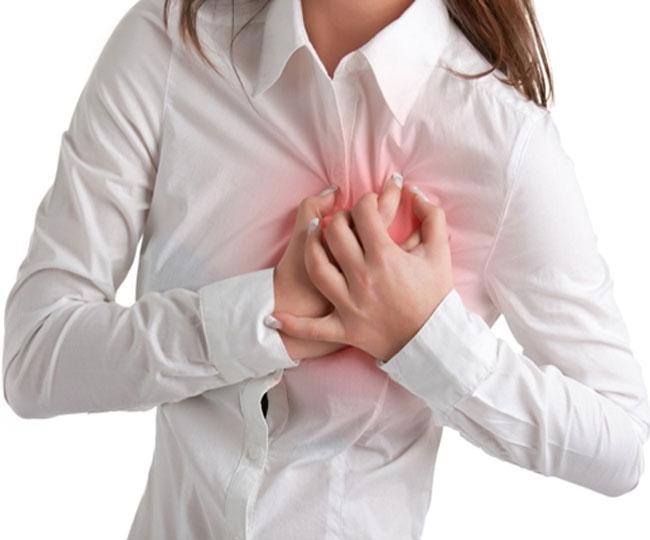 Image result for थायराइड बढ़ने से Heart Attack का खतरा