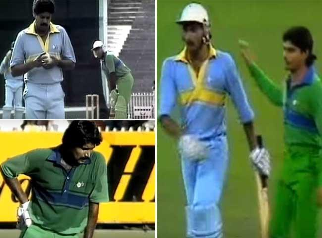 जानिए क्या हुआ था जब पहली बार किसी फाइनल में भिड़े थे भारत-पाक