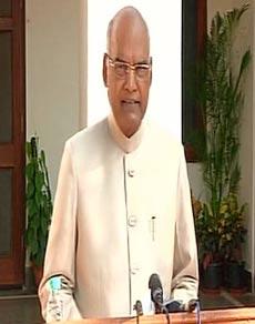तस्वीरें: देश के 14वें राष्ट्रपति होंगे कोविंद, पीएम मोदी ने जारी की 20 साल पुरानी तस्वीर