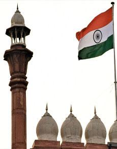 दिल्ली में हुई स्वतंत्रता दिवस समारोह की रिहर्सल, देखें नजारा