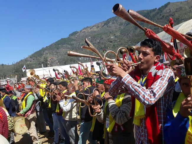 मंडी शिवरात्रि महोत्सव में गूंजी देवध्वनि, देखें तस्वीरें
