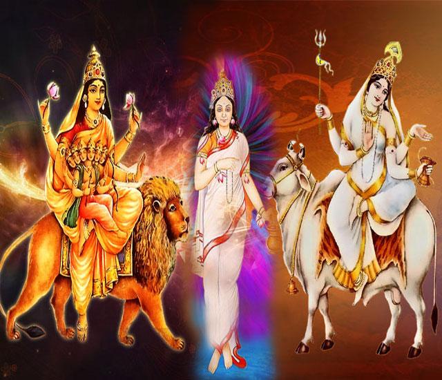 जानें, मां दुर्गा के किस दिन कौन सी देवी की पूजा करें