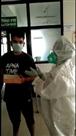 ईद पर अस्पताल में मिली दुआओं से भावुक हुआ मुस्लिम युवक