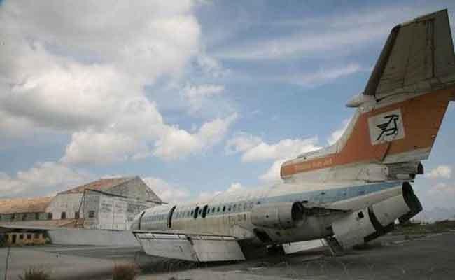 Image result for सियूडेड रियल सेंट्रल एयरपोर्ट को 2008 में स्पेन में लोगों के लिए खोला गया था
