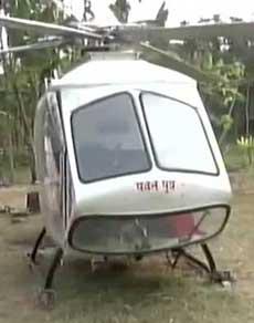 तस्वीरें: जुनून ऐसा कि एसयूवी इंजन से बना दिया हेलीकॉप्टर