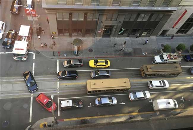 सैन फ्रांसिस्को में कई घंटे तक बिजली गुल, देखें तस्वीरें
