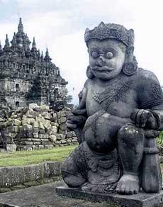 ज्वालामुखी की राख के नीचे हजारों वर्षों तक दफन रहे ये मंदिर, देखें तस्वीरें