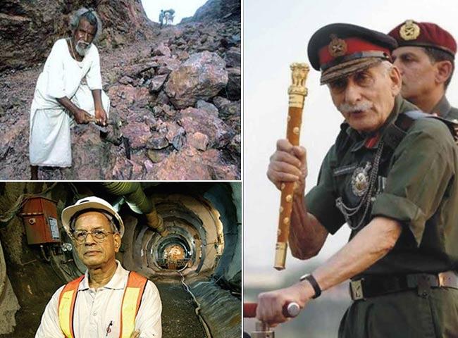 तस्वीरें : इन लोगों ने दिलाया भारत को दुनिया में सम्मान, बदली देश की तस्वीर