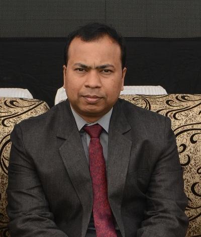 प्रो. चांसलर राजेश गुप्ता जी