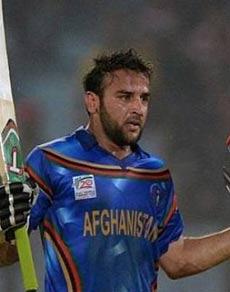 अफगान के इस खिलाड़ी ने टी-20 मैच में ठोंके 214 रन, देखें तस्वीरें