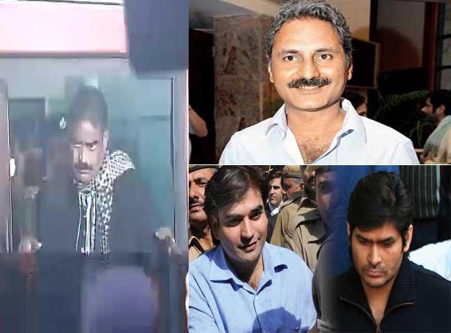 दिल्ली की तिहाड़ जेल में बंद हैं ये हाईप्रोफाइल अपराधी