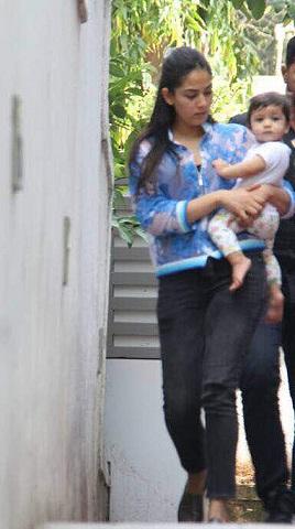 starkid: शाहिद कपूर की बेटी मीशा की बढ़ गई है क्यूटनेस