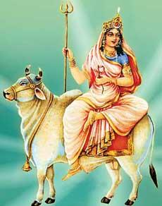 नवरात्र : जानिए माता के पहले रूप देवी 'शैलपुत्री' के बारे में