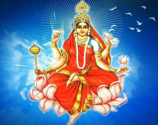 9 सिद्धियां प्रदान करने वाली देवी मां 'सिद्धिदात्री'