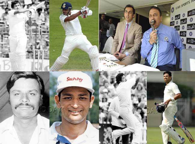 photos: भारतीय क्रिकेट में जब बाप के बाद बेटे ने किया देश का प्रतिनिधित्व