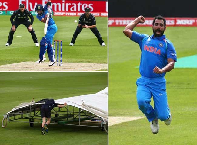 चैंपियंस ट्रॉफी : अभ्यास मैच में भारत ने न्यूजीलैंड को 45 रन से हराया