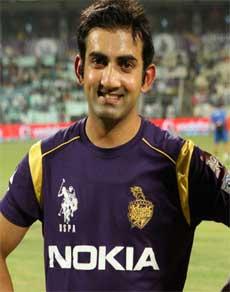 Photos: गौतम गंभीर ने IPL में तीसरी बार छुआ 500 रनों का आंकड़ा