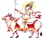 देवी महागौरी