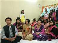 जुगसलाई में श्याम भजन कार्यक्रम का आयोजन