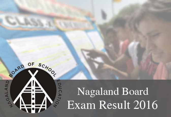 NBSE HSSLC Result 2016:Nagaland Class 12th(XII) Board Exam Result to be declared today on Nagaland.gov.in nbsenagaland.com