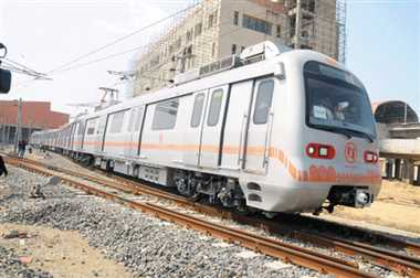 दो मेट्रो स्टेशनों के दिसंबर तक तैयार होने की उम्मीद