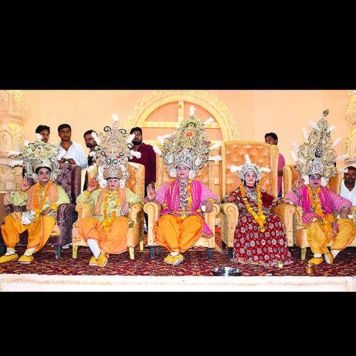 जय श्रीराम से गूंजा जनकपुर