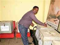 धराशाई हुए दावे, अचेत हुए मतदानकर्मी