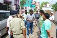 आदित्यपुर में फायरिंग, दो घायल