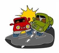 पनकी में ट्रैक्टर ट्राली से टकराई कार, एक की मौत