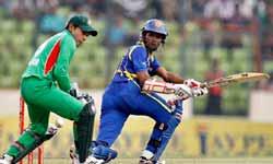 Match report : BGD vs SL श्रीलंका ने बांग्लादेश को 92 रन से दी मात