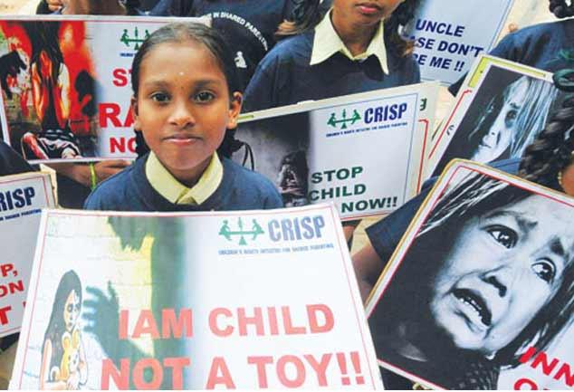 बेंगलुरु: फिर तीन साल की बच्ची का स्कूल में हुआ यौन शोषण, हुई पुष्टी