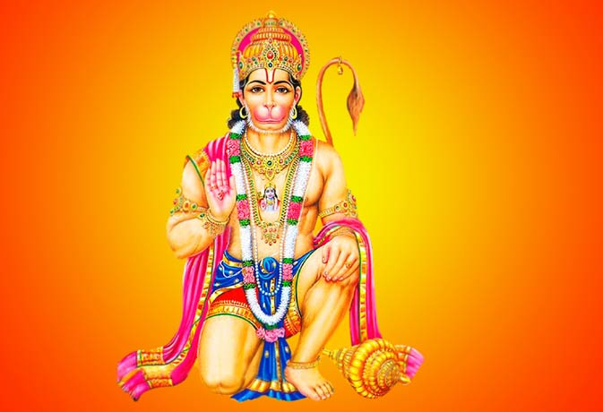 Image result for hanuman ji
