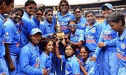 महिला क्रिकेट में भी अब देखने को मिल सकता है IPL