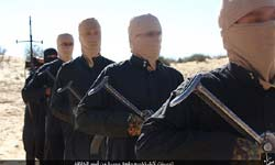 यहां है ISIS आतंकियों को तैयार करने की फैक्ट्री