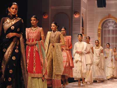 India Bridal Fashion Week - Mumbai