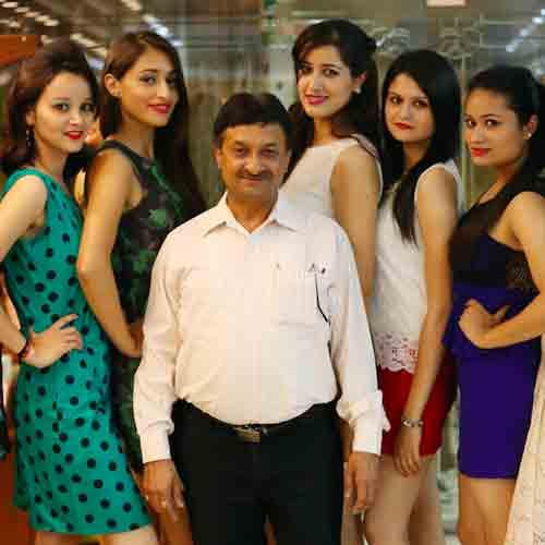 Miss Uttarakhand Audition