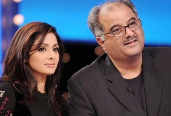 बोनी-श्रीदेवी : देखें बॉलीवुड के आठ 'बे'जोड़ कपल